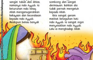 baca buku online aku cinta rasul kisah teladan 25 nabi dan rasul jilid 311 Kenapa Iblis Sangat Geram Kepada Nabi Ayyub