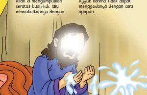 baca buku online aku cinta rasul kisah teladan 25 nabi dan rasul jilid 316 Ketika Iblis Menjadi Malu Kepada Nabi Ayyub