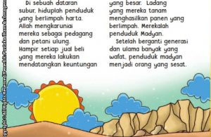 baca buku online aku cinta rasul kisah teladan 25 nabi dan rasul jilid 317 Siapa Nama Nabi yang Diutus Kepada Kaum Madyan yang Curang dalam Jual Beli