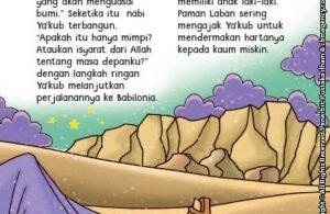 baca buku online aku cinta rasul kisah teladan 25 nabi dan rasul jilid 32 Inilah Pesan Allah dalam Mimpi Nabi Yakub