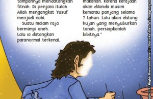 baca buku online aku cinta rasul kisah teladan 25 nabi dan rasul jilid 38 Kenapa Nabi Yusuf di Penjara