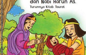 baca buku online aku cinta rasul kisah teladan 25 nabi dan rasul jilid 4 Berapa Mas Kawin yang Nabi Musa Berikan Ketika Menikahi Putri Nabi Syuaib