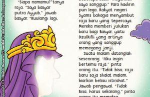 baca buku online aku cinta rasul kisah teladan 25 nabi dan rasul jilid 413 Kenapa Rakyat Negeri Syam Menjuluki Basyar dengan Nama Dzulkifli