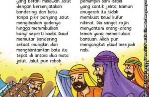 baca buku online aku cinta rasul kisah teladan 25 nabi dan rasul jilid 418 Siapa Nama Putri Bani Israel yang Menjadi Istri Nabi Daud