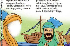 baca buku online aku cinta rasul kisah teladan 25 nabi dan rasul jilid 421 Kenapa Kaum Ailah Membangkang kepada Nabi Daud