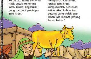 baca buku online aku cinta rasul kisah teladan 25 nabi dan rasul jilid 47 Kenapa Allah Menyuruh Nabi Musa Meninggalkan Bani Israel Selama 30 Hari