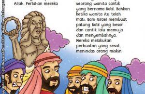 baca buku online aku cinta rasul kisah teladan 25 nabi dan rasul jilid 5 Apa Nama Patung Wanita Cantik yang Disembah Bani Israel