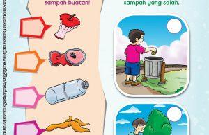 baca buku online brain games fun sains48 Mengenal Sampah Buatan dan Sampah Alam