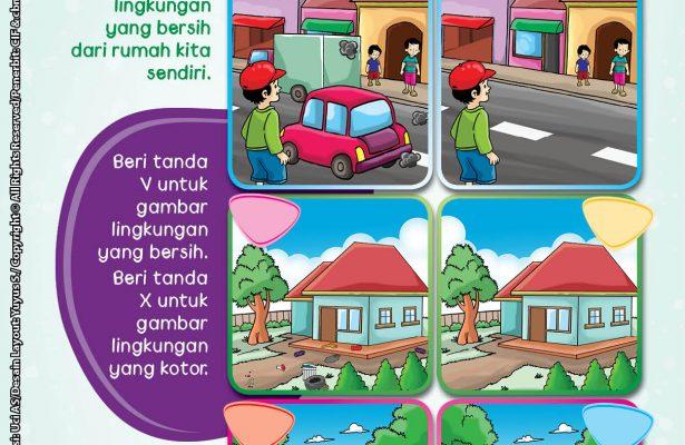 Brain Games Fun Sains Ebook Anak