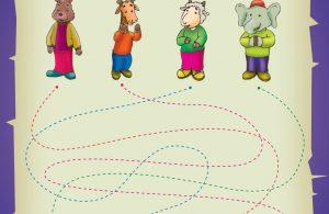 baca buku online, buku aktivitas anak jenius TK A B_044 mengenal alat komunikasi telepon