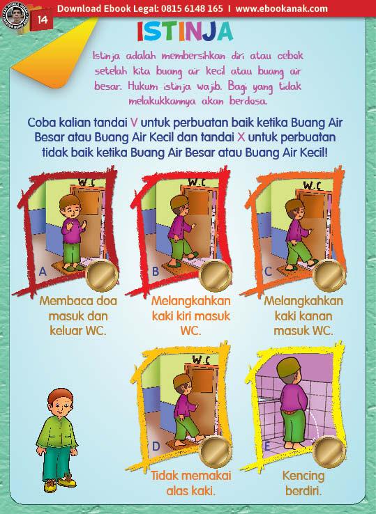 buku pintar anak shaleh, apa itu istinja (14)