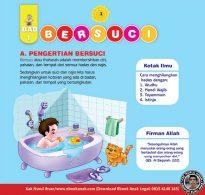 cara praktis belajar shalat for kids, Pengertian Bersuci (1)