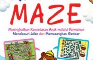 download ebook asyik bermain maze