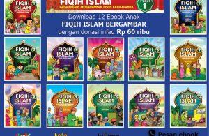 download 12 ebook fiqih islam bergambar for kids