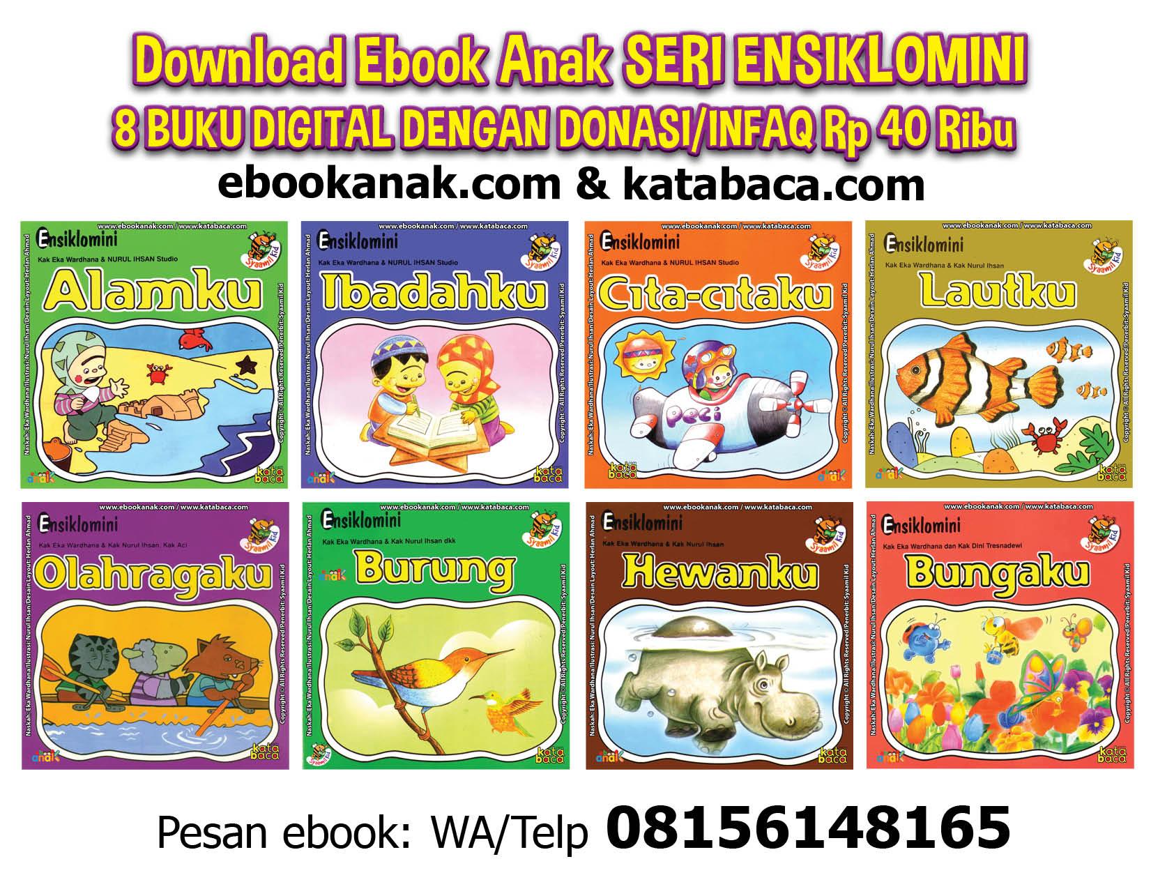 download 8 ebook seri ensiklomini