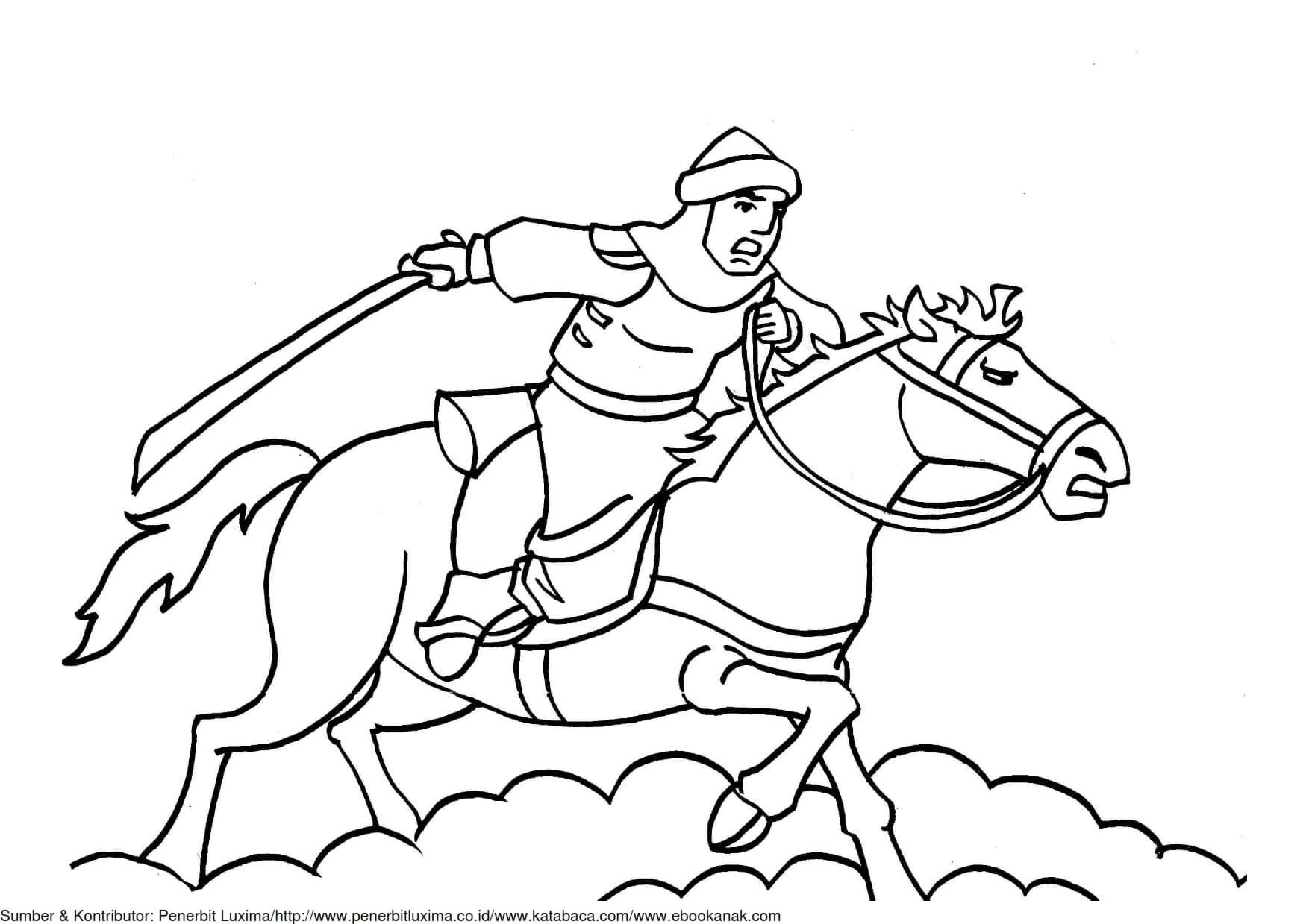Berperang Menghadapi Tentara Byzantium