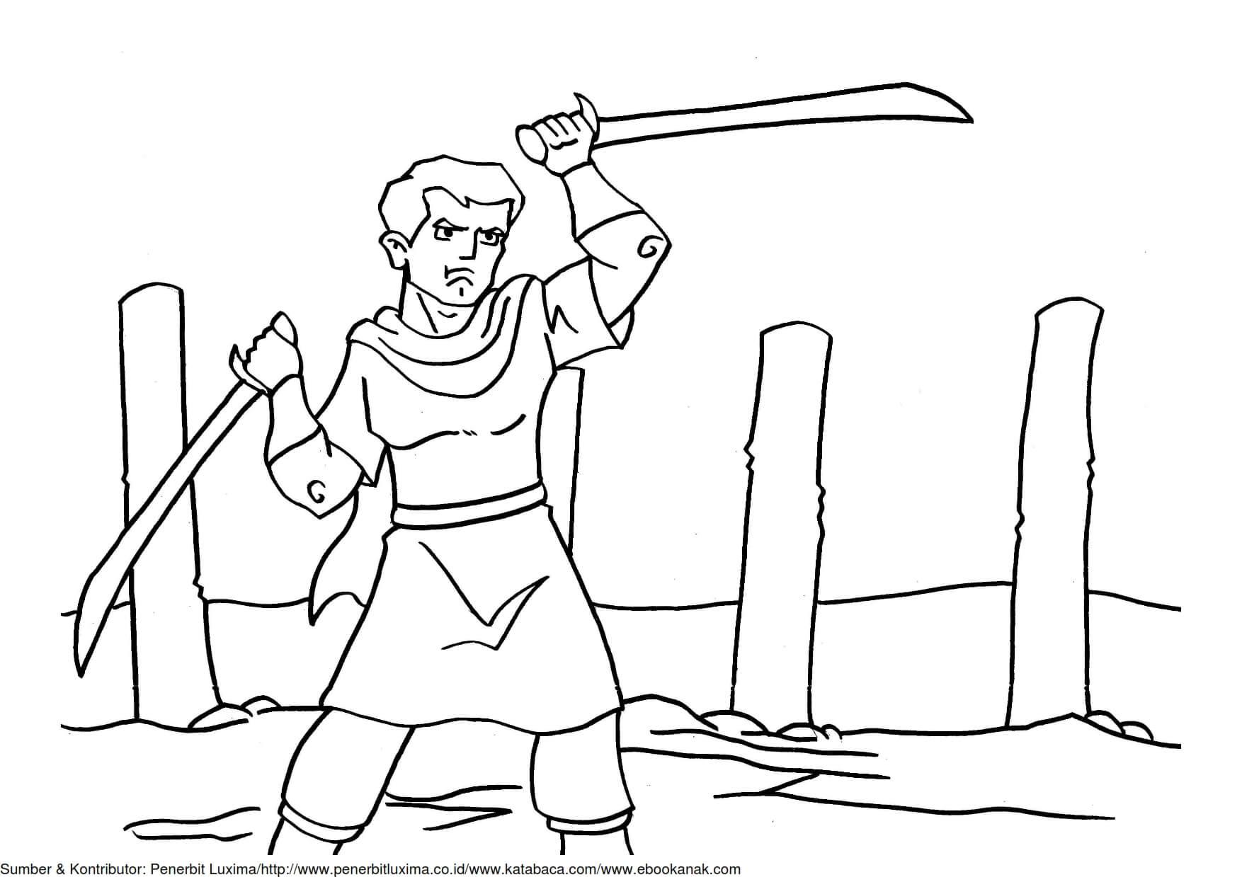 Menaklukkan Pasukan Romawi dengan Pasukan Terbatas