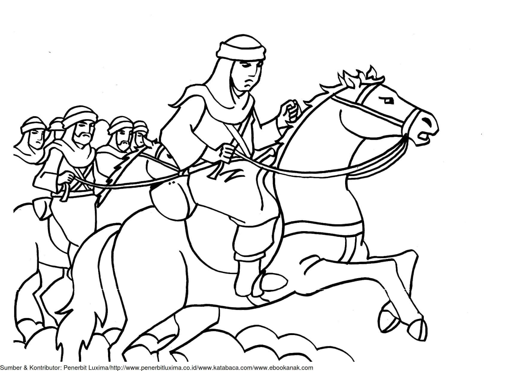Inilah Sosok Pengganti Khalid bin Walid sebagai Panglima Perang