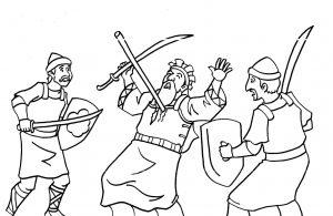 Panglima Perang Penakluk Pasukan Romawi di Perang Mu'tah