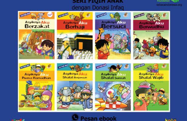 download delapan ebook seri fiqih anak dengan donasi infak