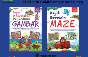 download dua judul ebook seri edu games dengan donasi infak