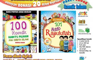 download ebook paket 2 judul komik anak islam