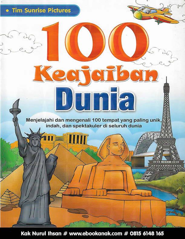 download ebook pdf 100 keajaiban dunia