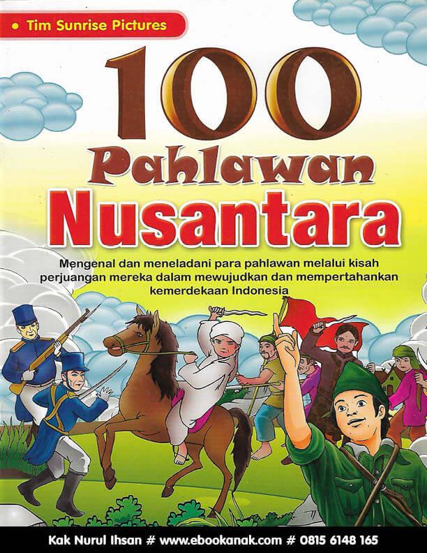 download ebook pdf 100 pahlawan nusantara
