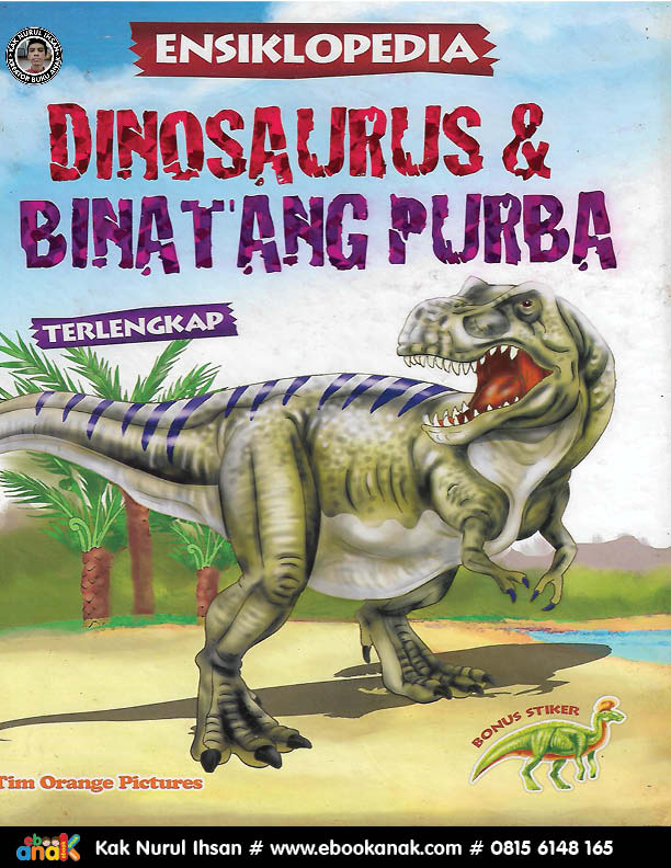 download ebook pdf ensiklopedia dinosaurus dan binatang purba terlengkap