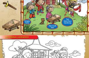 Kebudayaan dan Kesenian Daerah Provinsi Jawa Tengah