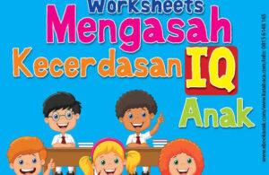 ebook pdf 10 menit worksheets mengasah kecerdasan IQ anak