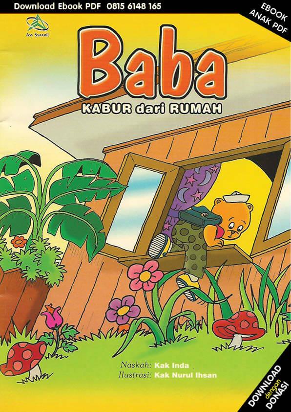 ebook pdf baba kabur dari rumah