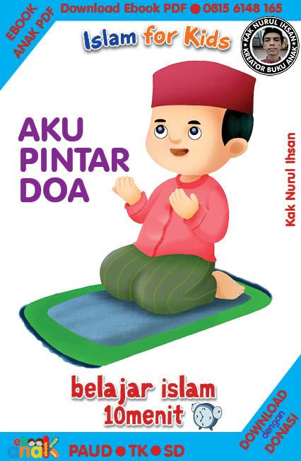 ebook pdf belajar islam 10 menit, aku pintar doa