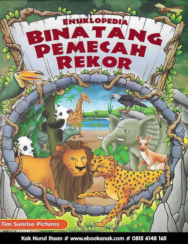 ensiklopedia binatang pemecah rekor