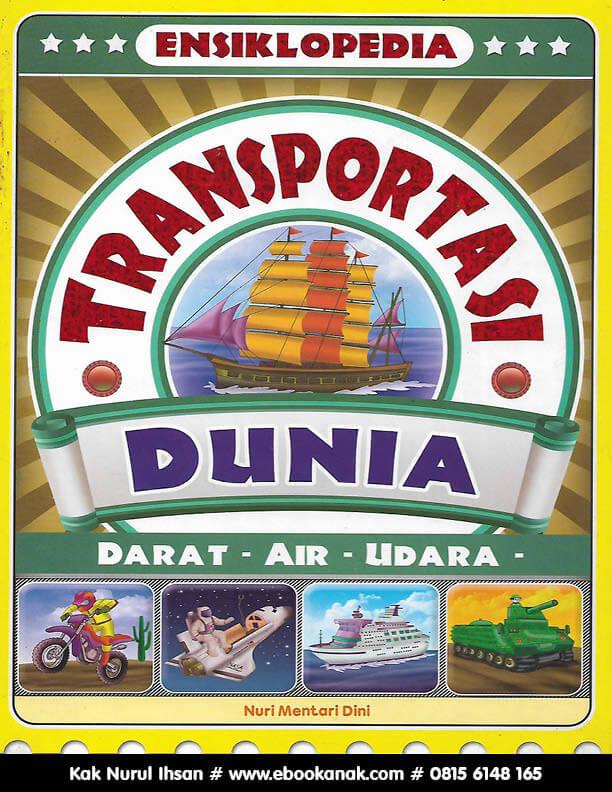 ensiklopedia transportasi dunia darat air udara