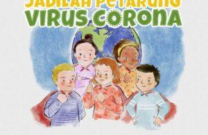 Ebook Seri Covid-19: Jadilah Petarung Virus Corona