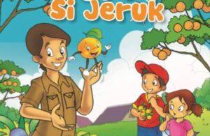 Ebook Seri Komik Pertanian: Jerry Si Jeruk