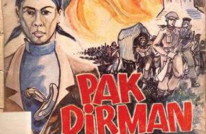 Komik Digital Jadul: Pak Dirman Bergerilya