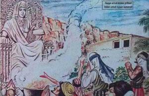 Komik Digital Jadul: Riwayat Nabi Mahlil
