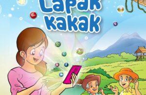 Ebook Seri Komik Pertanian: Larisnya Lapak Kakak