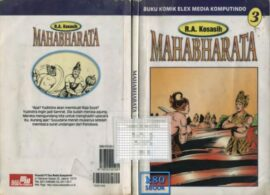 Komik Klasik Digital: Seri Mahabharata Jilid 3 Karya RA. Kosasih