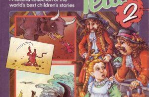 majalah cerita anak story teller 2 part 12 tahun 1984