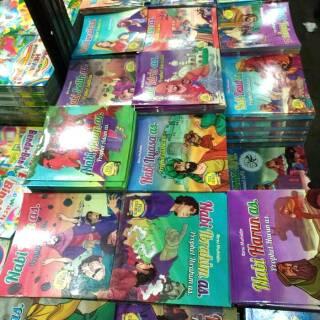 25 Buku Paket Lengkap Kisah 25 Nabi dan Rasul Bilingual Hanya Rp 150 ribu