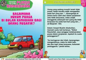 panduan pertama anak puasa ramadhan, Bagaimana Hukum Puasa di Bulan Ramadhan Bagi Orang Musafir 17
