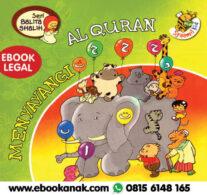 Download Ebook Anak: Seri Balita Shalih, Menyayangi Al Quran