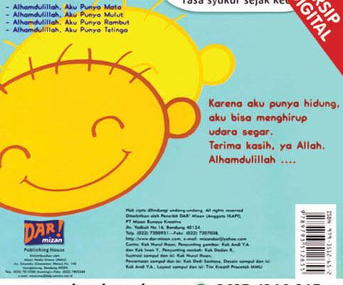 Download Ebook Thank You Allah: Alhamdulillah Aku Punya Hidung