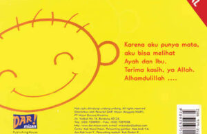 Download Ebook Thank You Allah: Alhamdulillah Aku Punya Mata