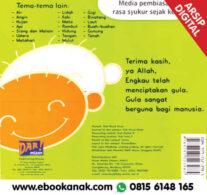 Download Ebook: Thank You Allah, Alhamdulillah, Allah Menciptakan Gula